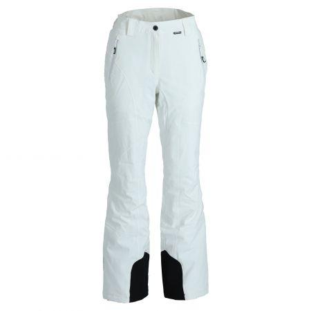 Icepeak, Freyung ski pants slim fit women optical white