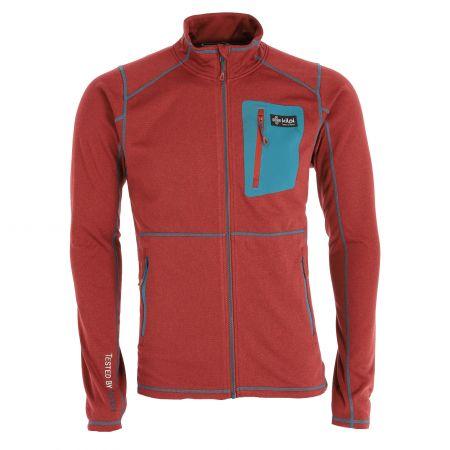 Kilpi, Eris-M jacket men dark red