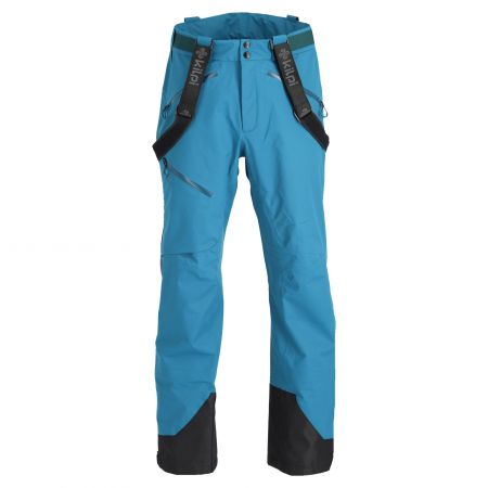 Kilpi, Lazzaro-M hardshell ski pants men turquoise blue