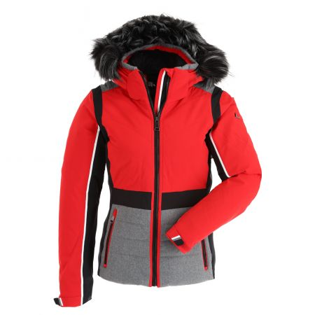 Luhta, Ekois ski jacket women classic red