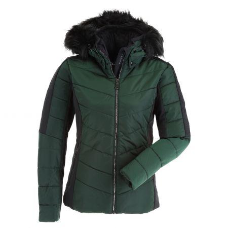 Luhta, Emas ski jacket women antique green