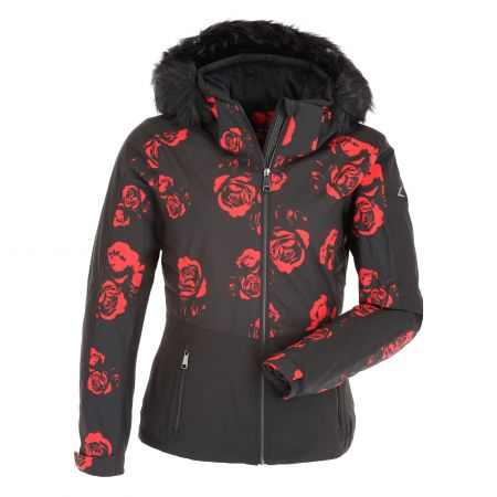 Luhta, Enkkua ski jacket women classic red