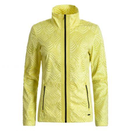 Luhta, Erikkala jacket women yellow