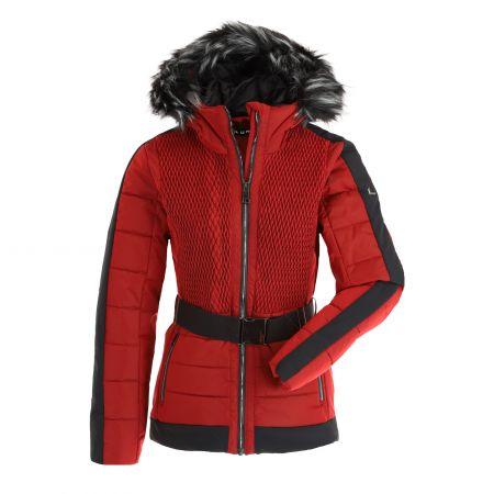 Luhta, Ersta ski jacket women classic red