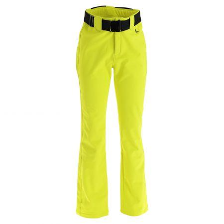 Luhta, Joensuu softshell ski pants women yellow