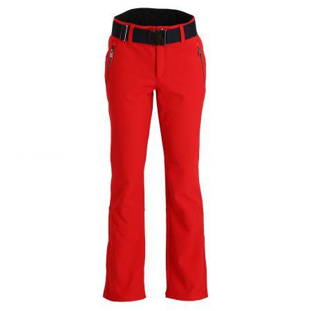 Luhta, Joentaus softshell ski pants women classic red