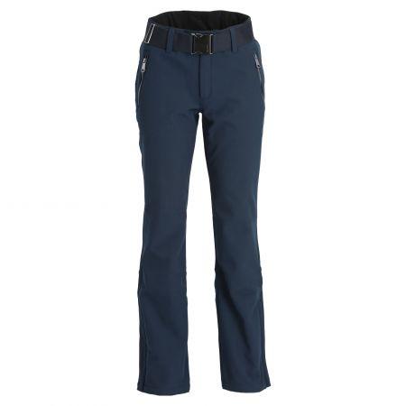Luhta, Joentaus softshell ski pants women dark blue
