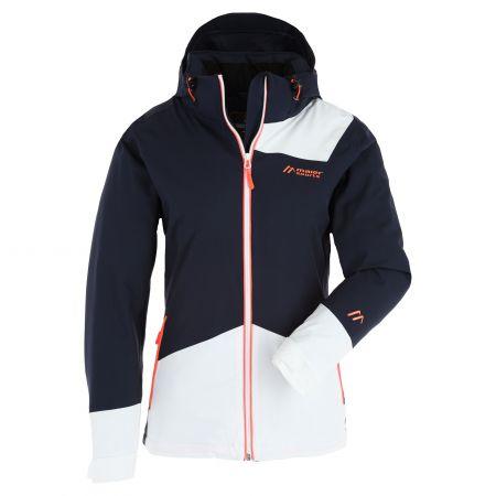 Maier Sports, Coral Edge ski jacket women night sky blue/white
