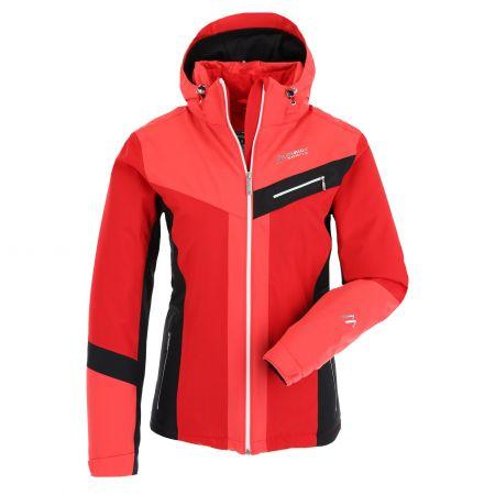 Maier Sports, Dombai ski jacket plus size women tango red