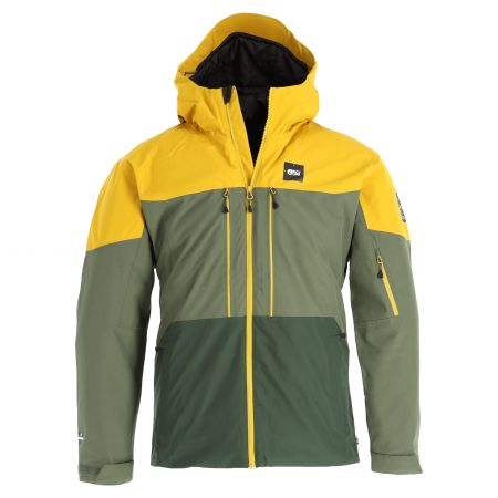 Picture, Picture Object Jkt ski jacket men lychen forest green