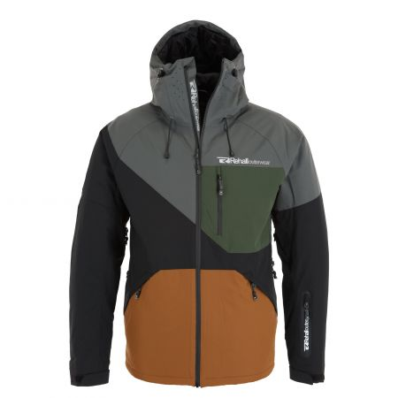 Rehall, Maine-R ski jacket men oak grey
