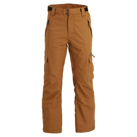 Rehall, Ride-R ski pants men copper brown