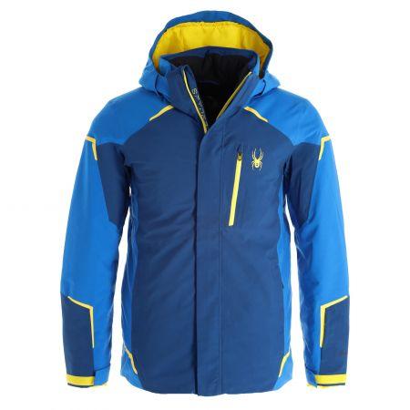 Spyder, Copper GTX ski jacket men abyss blue