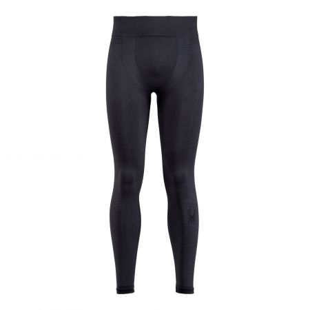 Spyder, Momentum baselayer pants, thermal pants, men, black