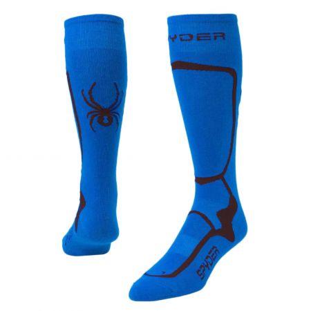 Spyder, Pro Liner ski socks men old glory blue