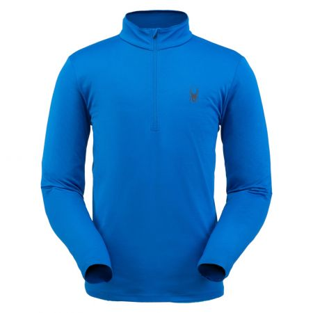 Spyder, Prospect Zip T-Neck, pullover, men, old glory blue