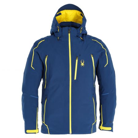 Spyder, Leader GTX ski jacket men abyss blue