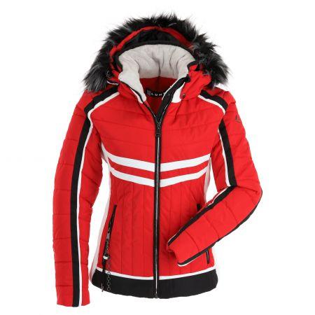 Luhta, Ellis ski jacket women classic red
