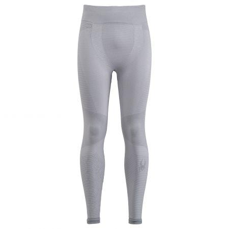 Spyder, Momentum baselayer pants, thermal pants, men, alloy grey