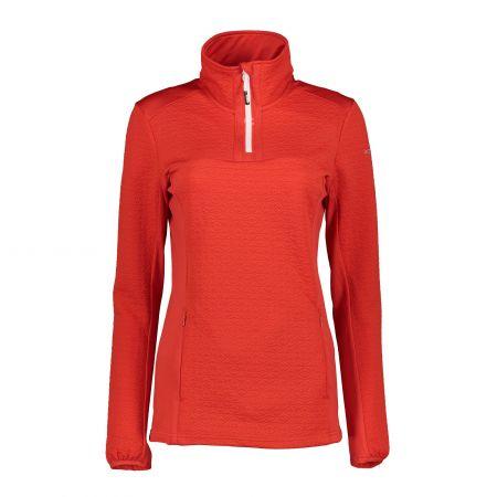 Icepeak, Fairhope pullover women coral red