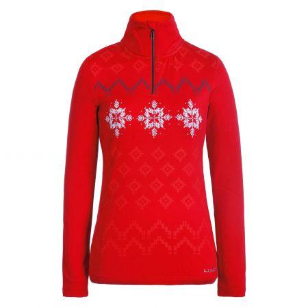 Luhta, Ernholm pullover women classic red