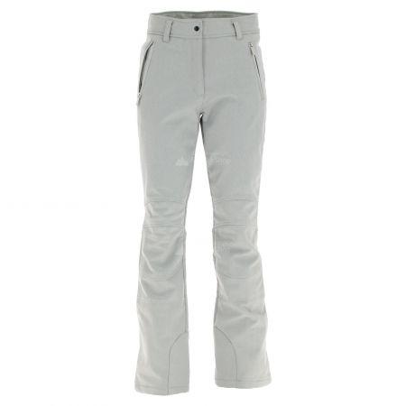 Icepeak, Outi, softshell ski pants, women, light grey