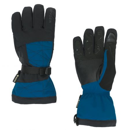 Spyder, Overweb GTX ski glove, ski gloves, old glory blue