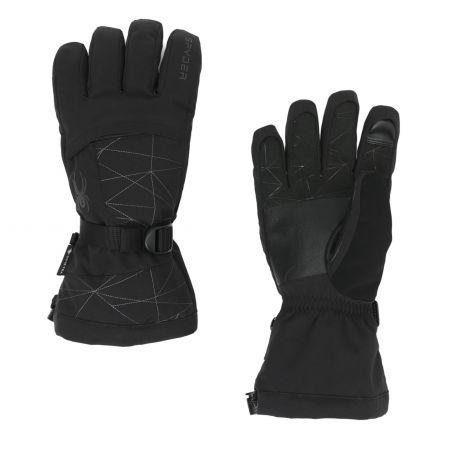 Spyder, Overweb GTX ski glove ski gloves men black