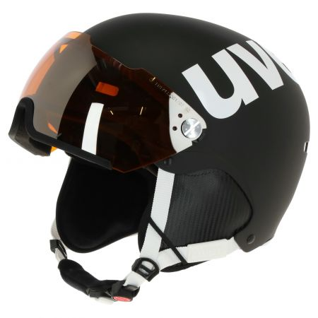 Uvex, Hlmt 500 ski helmet with visor black