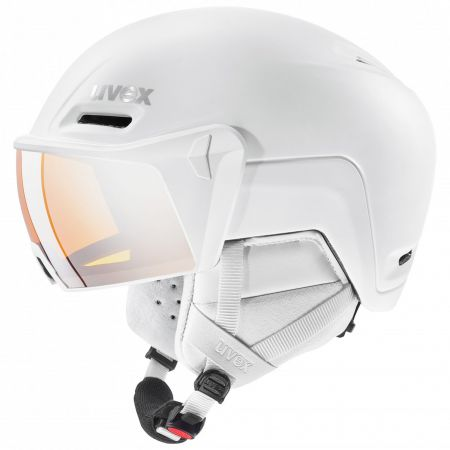 Uvex, Hlmt 700 visor ski helmet with visor white