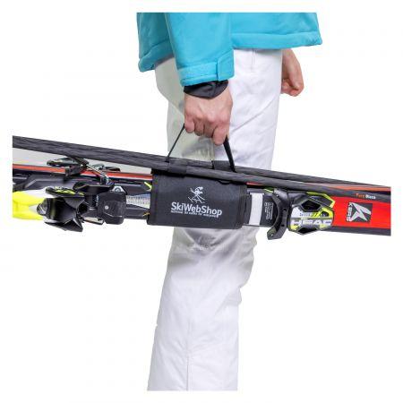 Pro De Con, Carry Alpin, ski carrier, black