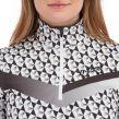 Maier Sports, Nuna pullover women print black