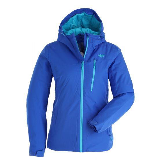 4F, H4Z20-KUDN003 ski jacket women cobalt blue