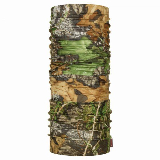 Buff, Polar Neckwarmer scarf unisex mossy oak brown