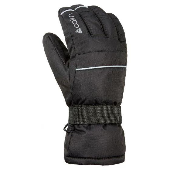 Cairn, Ceres W ski gloves women white/black
