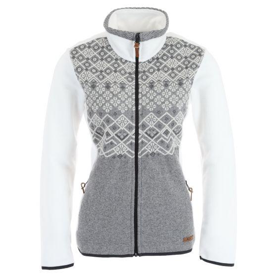 CMP, 30J2516 jacket women antracite grey/white