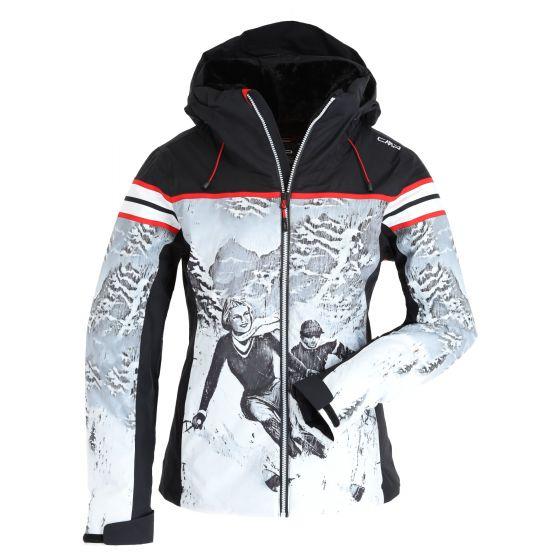 CMP, 30W0826 ski jacket women black