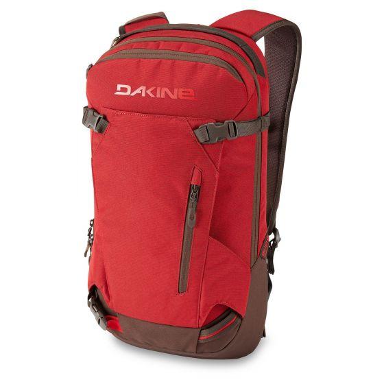 Dakine, Heli Pack 12L backpack men deep red