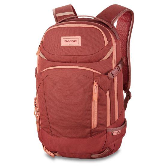 Dakine, Women'S Heli Pro 20L backpack women dark pink