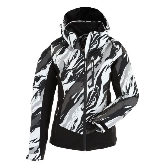 Icepeak, Freeland ski jacket women black