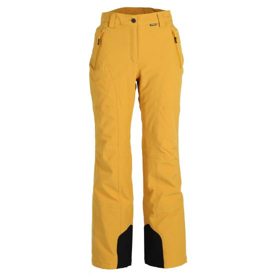 Icepeak, Freyung ski pants slim fit women fudge brown