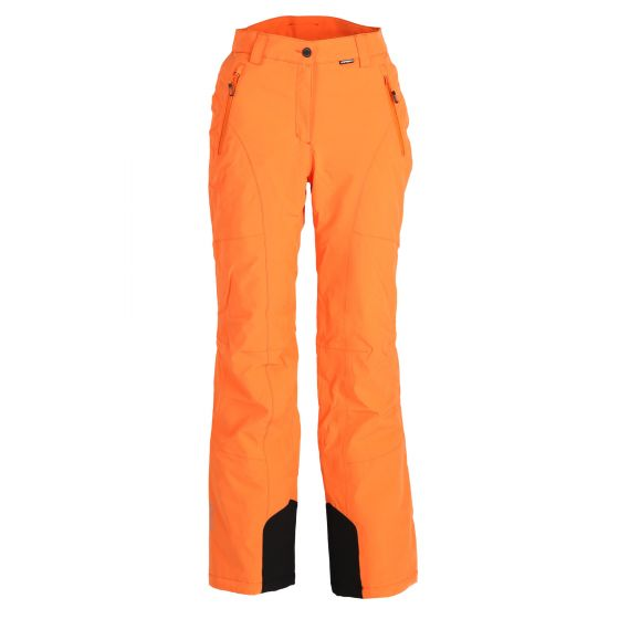 Icepeak, Freyung ski pants slim fit women orange