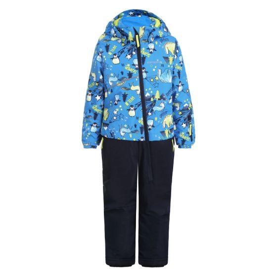 Icepeak, Jizan Kd ski suit kids royal blue