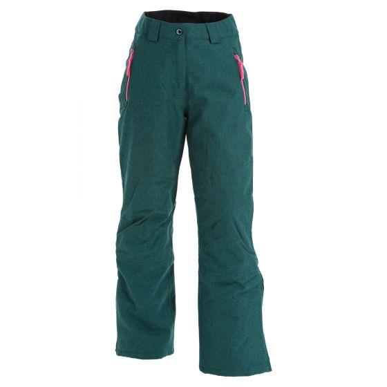 Icepeak, Lacon Jr ski pants kids antique green