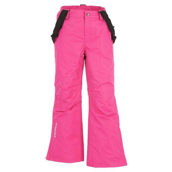 Icepeak, Leiden Jr ski pants kids hot pink