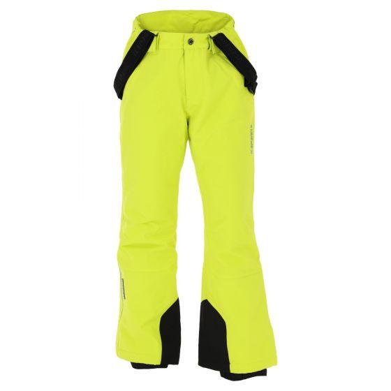 Icepeak, Lisman Jr ski pants kids aloë green