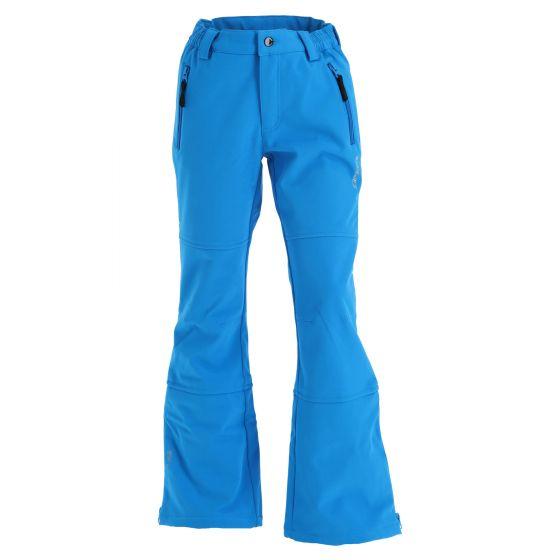 Icepeak, Lodi Jr softshell ski pants slim fit kids royal blue