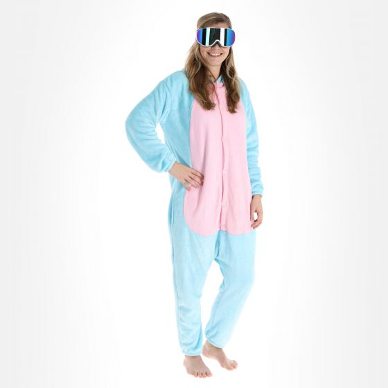 KnowHow, Onesie, accessories, kids, Unicorn blue