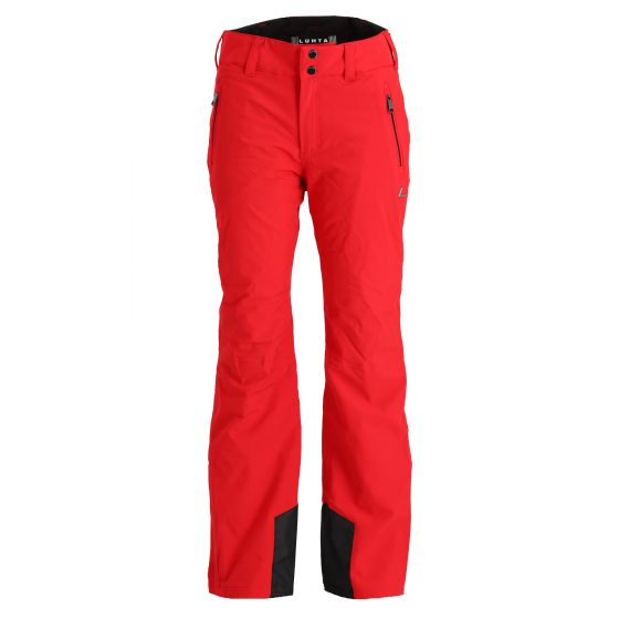 Luhta, Jero ski pants women classic red