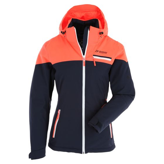 Maier Sports, Coral Flash ski jacket women night sky blue